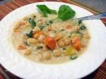 Orange Squash and Garbanzo Stew/Soup picture