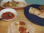 Sausage Breakfast Wraps picture