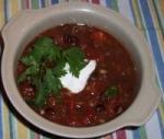 Sheila's Black Bean Soup picture