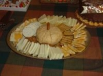 Pumpkin Shaped Cheese Ball picture
