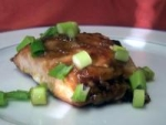 Maple Glazed Salmon picture