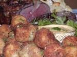 Potato Croquettes With Saffron Aioli picture