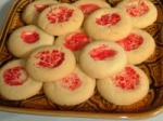 Chinese Almond Cookies picture