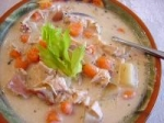 Creamy Turkey Soup (crockpot) picture