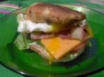 Bacon and Egg Roll (sandwich) picture