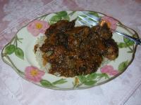 Garlic Chicken Livers picture