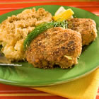 Easy Salmon Cakes picture
