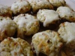 Cheese and Pesto-Stuffed Mushrooms picture