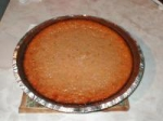 Pumpkin Pie With Graham Cracker Crust picture