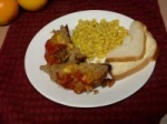 Cheese Stuffed Italian Meatloaf picture