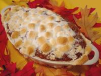 Sweet Potato (Yam) Casserole With Marshmallows picture