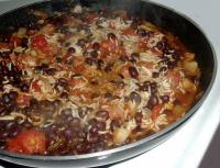 Black Beans, Sausage and Rice picture