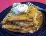 Cheese Enchilada Stack picture