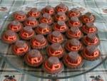 Pilgrim Hat Cookies picture
