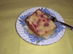 Cranberry Orange Pound Cake With Butter Rum Sauce picture