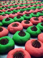 Peppermint Christmas Cookies picture