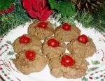 Chocolate Cherry Drop Cookies picture