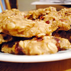 Egg-Free Low-Fat Oatmeal Cookies picture