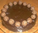 Chocolate Truffle Cheesecake picture