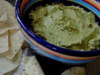 Asparagus Guacamole picture