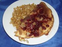 Apple-Cranberry Omelette picture