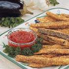 Eggplant Snack Sticks picture