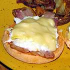 eggs benedict picture