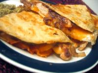 Black Bean and Chicken Quesadillas picture