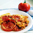 Eggs with Tomatoes picture