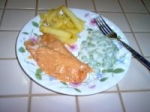 Creamy Baked Fish Fillets picture