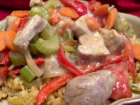 Subgum  With  Pork (Vegetables and Pork) picture
