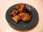 Spinach Wontons picture