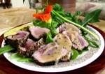 Seared Ahi Tuna With Lavender-Pepper Crust picture
