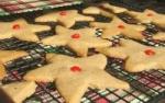 Cinnamon Shortbread Cookies picture