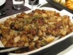 Bread Stuffing W/ Pears, Bacon, Pecans & Caramelized Onions picture