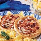 English Muffins with Bacon Butter picture
