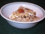 Apricot Almond Oatmeal picture