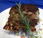 Roast Pork Loin With Dijon Herb Crust picture