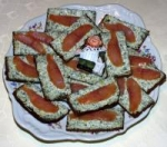Smoked Salmon Fingers picture