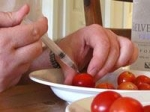 Spicy Vodka Injected Tomatoes picture
