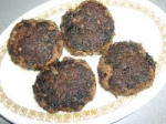 German Meat Cakes picture