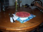 Strawberry Jello Pie picture