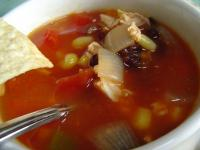 Amazing Chicken Tortilla Soup! picture