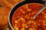 Bean and Turkey Soup picture