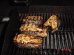 Grilled Alaska Salmon picture