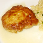 famous chicken francaise picture