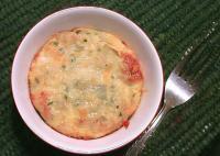 Crab and Artichoke Eggs picture