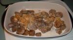Pork Tenderloin in Brandied Almond Cream Sauce picture