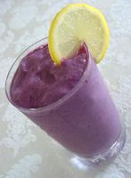 Creamy Blueberry Smoothie picture