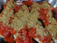 Roasted Eggplants and Tomatoes picture